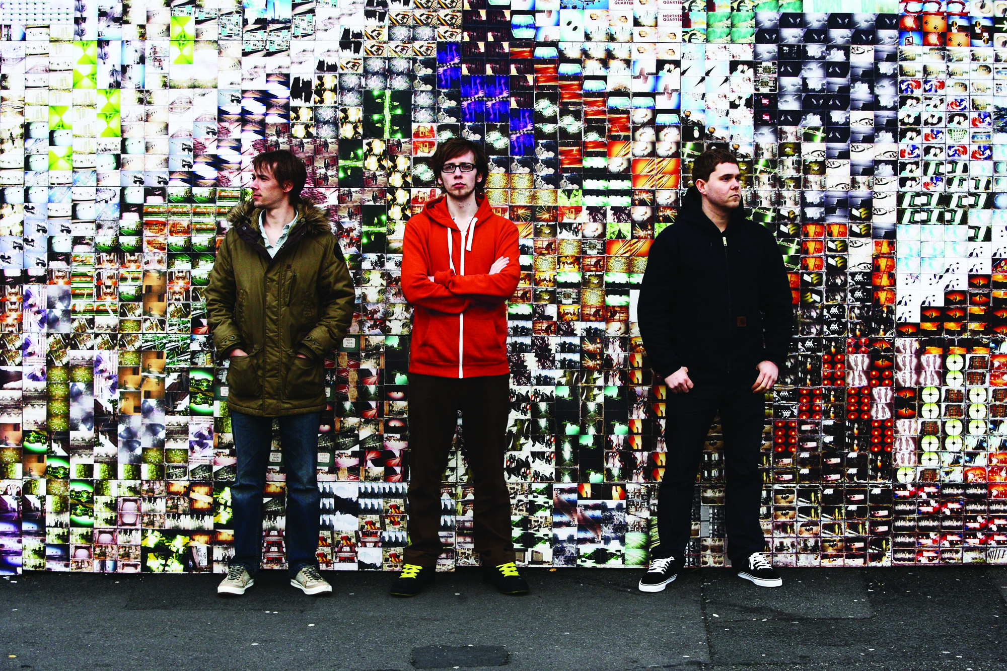 Gondwana Records artists GoGo Penguin