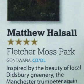 Matthew Halsall: Fletcher Moss Park Mojo Review
