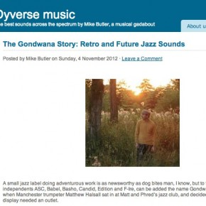 The Gondwana Records Story: Retro and Future Jazz Sound