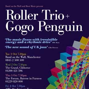 GoGo Penguin & Roller Trio Tour