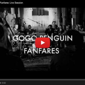 Check out GoGo Penguin performing Fanfares live in Manchester.