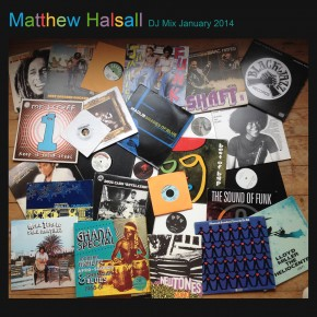 Matthew Halsall embarks on a new monthly dj mix series