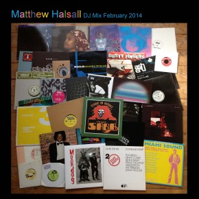 Check out the second instalment of Matthew Halsall's new monthly dj mix series.
