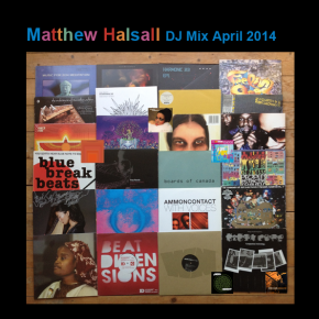 New Matthew Halsall dj mix now up on soundcloud
