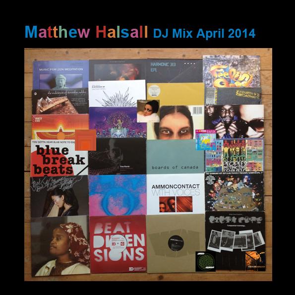 New Matthew Halsall dj mix now up on soundcloud
