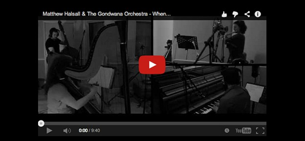 Watch this album preview for Matthew Halsall & The Gondwana Orchestra's new release