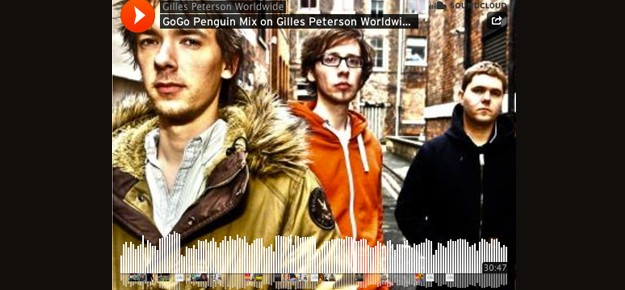 Listen to GoGo Penguin's mix on Gilles Peterson Worldwide show (GPWW901)