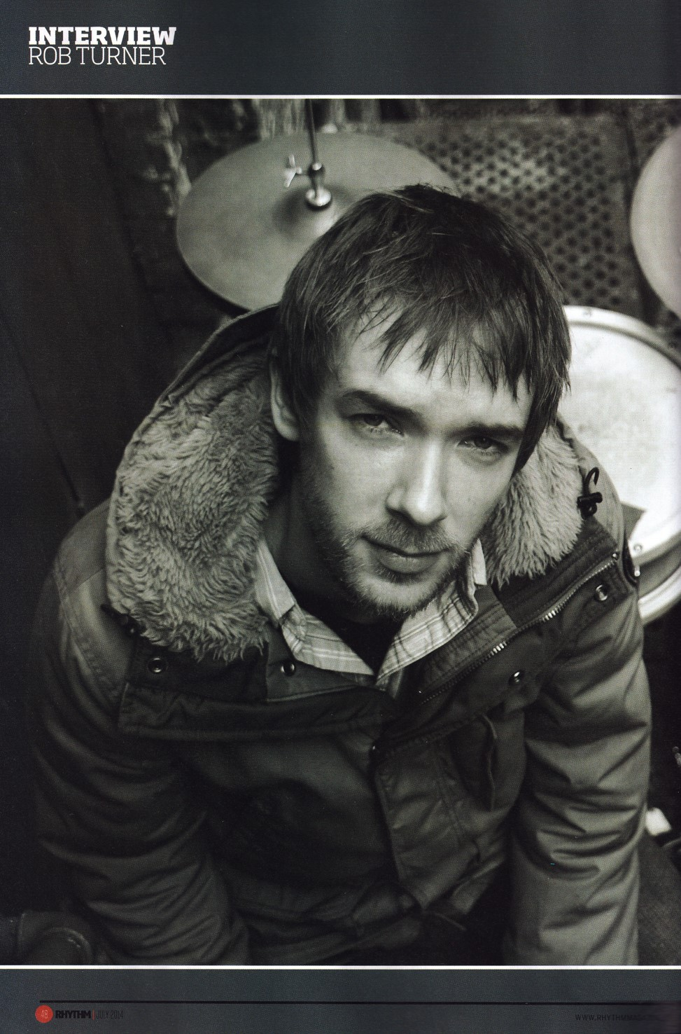 GoGo Penguin drummer Rob Turner talks to Rhythm Magazine