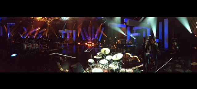 Watch GoGo Penguin's performance on Later with Jools Holland