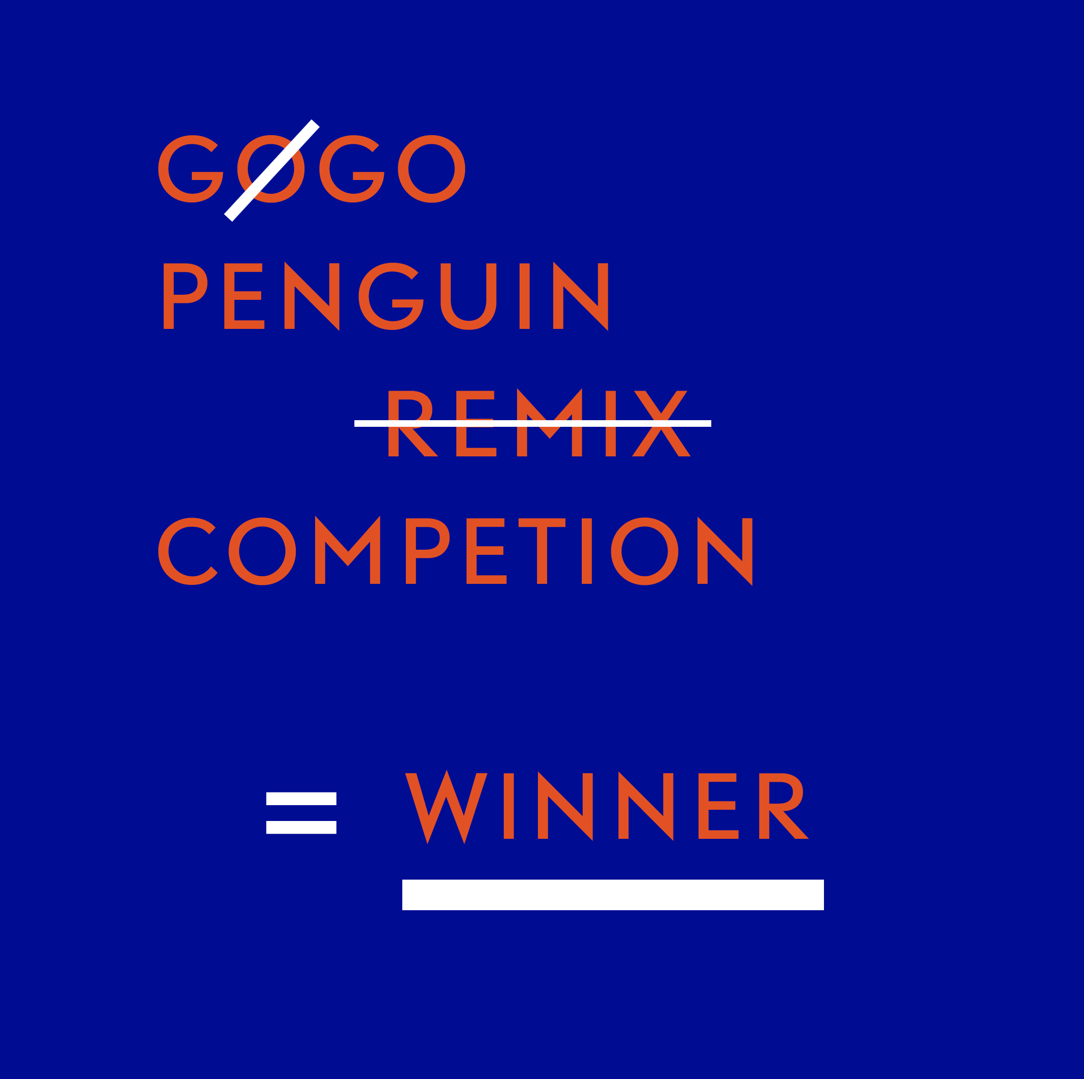 GoGo Penguin announce winner of the Fort remix competition