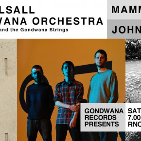 Gondwana Records presents Matthew Halsall & The Gondwana Orchestra + John Ellis + Mammal Hands at the RNCM