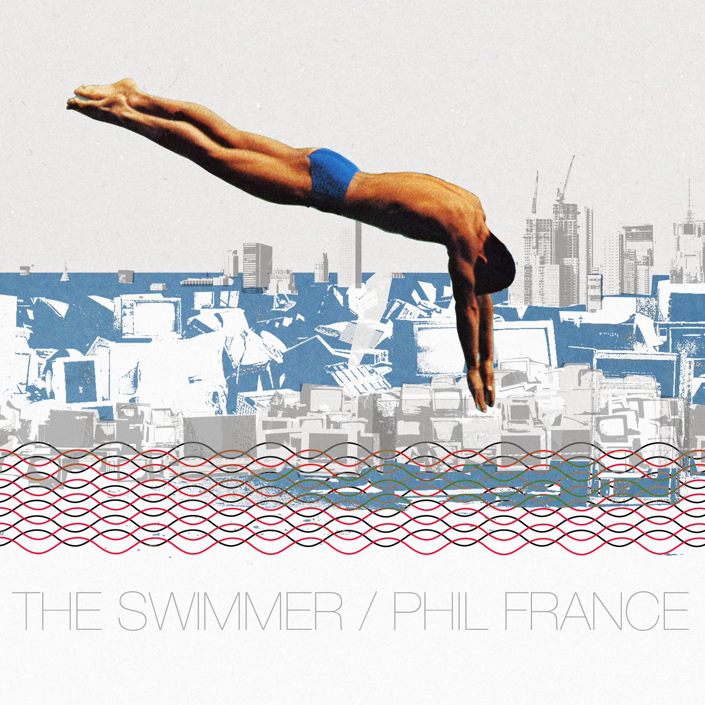 Order new signing Phil France's debut album The Swimmer on CD/LP/DL