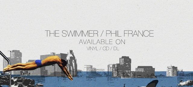 Order Phil France's debut album The Swimmer on CD/LP/DL