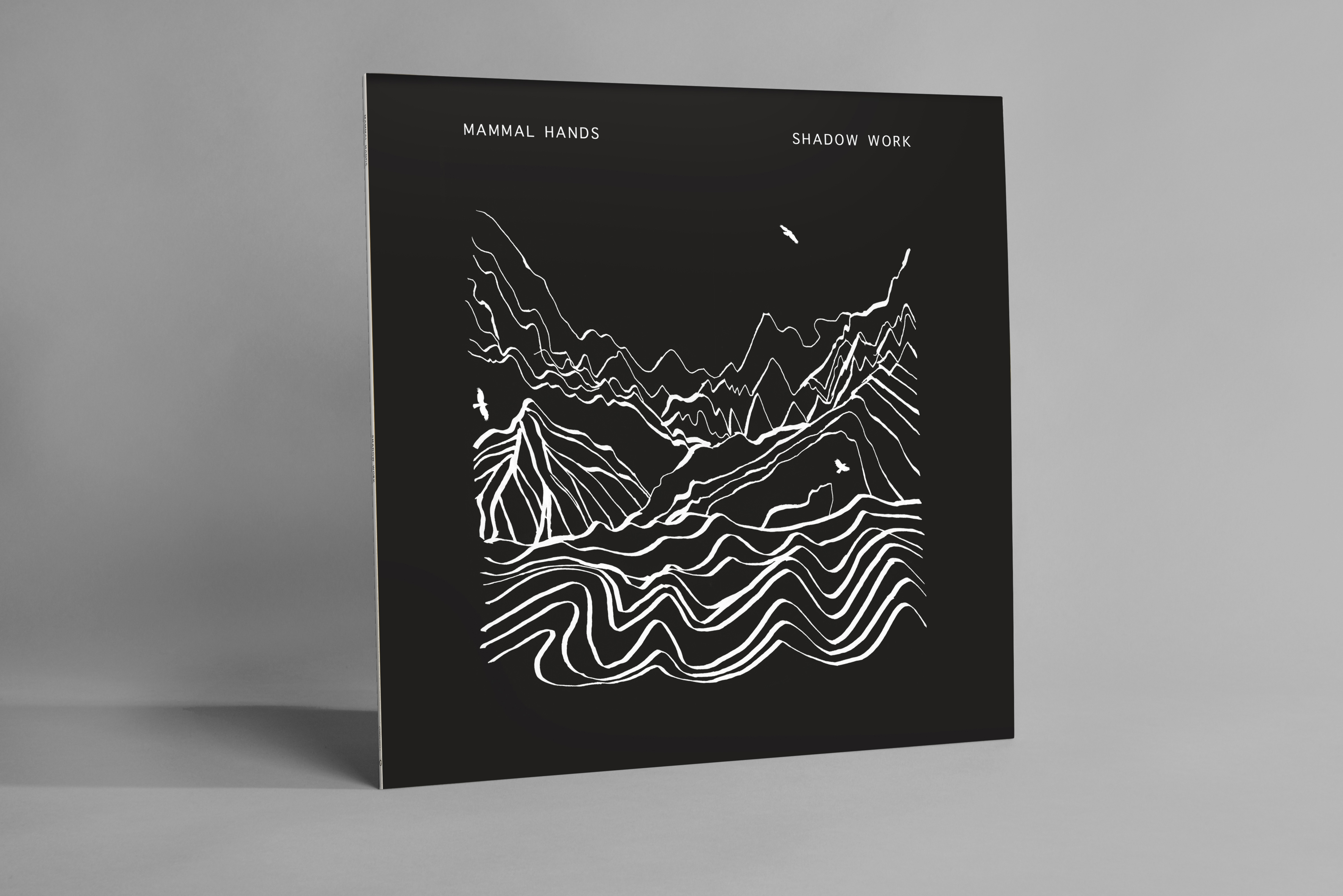 1. GOND021 - Mammal Hands - Shadow Work - Vinyl Front 1