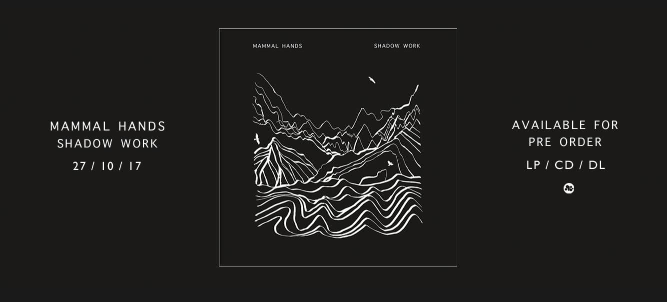 GOND021 - Mammal Hands - Shadow Work - Gondwana Banner