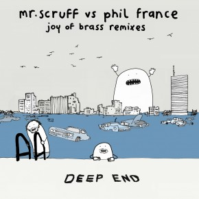 "Out Now - Mr. Scruff Vs Phil France: Joy of Brass Remixes 12"" / DL"
