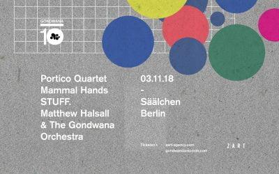 Gondwana 10 | Berlin – Säälchen