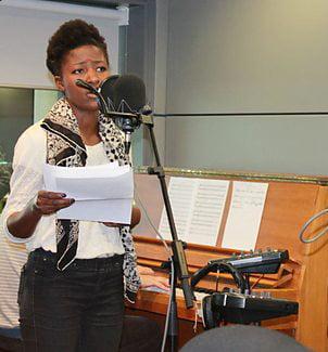 Matthew Halsall & Josephine Oniyama collaboration for BBC Radio 3′s show The Verb