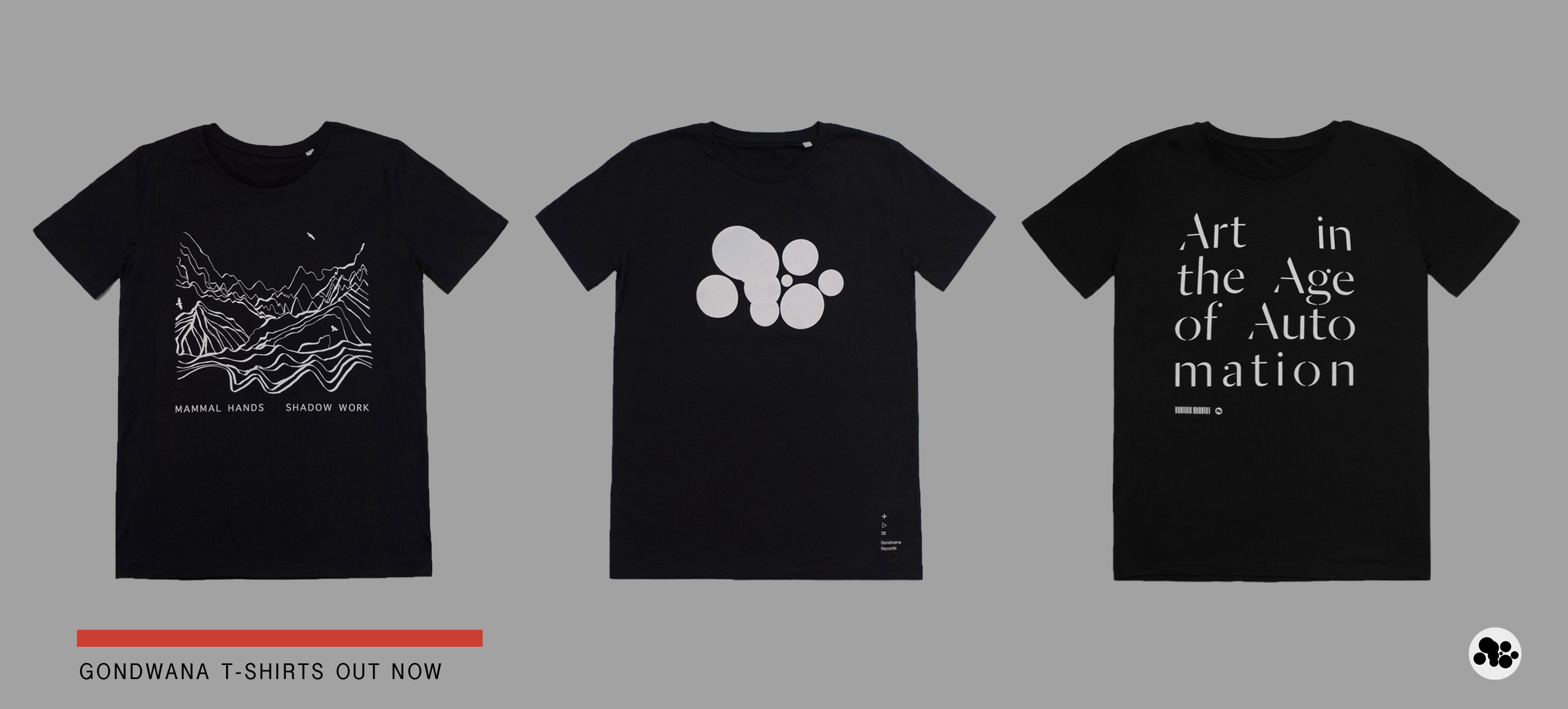 Gondwana Records - Website (T-Shirt Banner 2017)