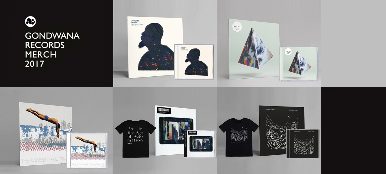 Gondwana Records Merch 2017 (Gondwana site)