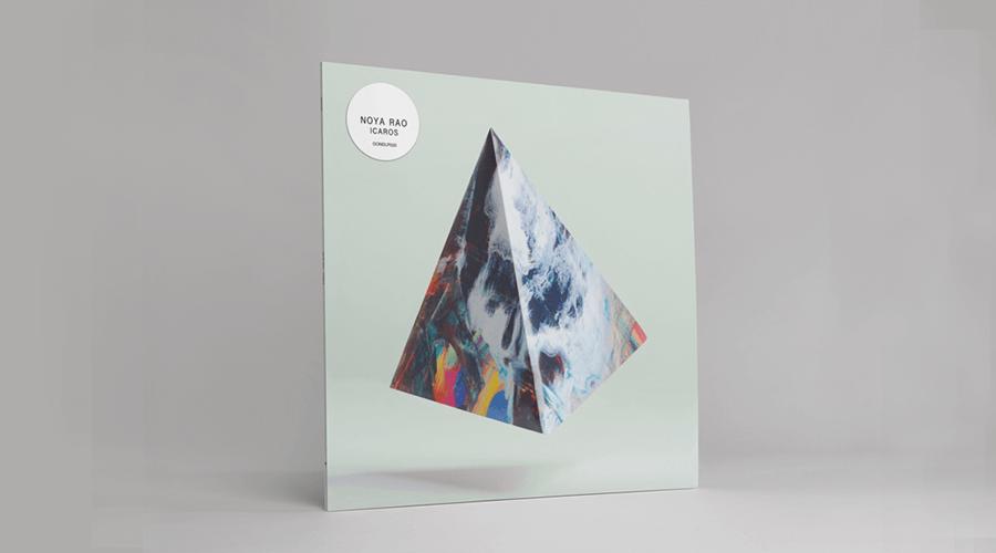 Out Now Noya Rao's debut album 'Icaros' on CD / LP / DL